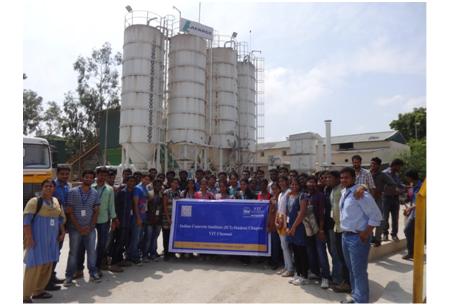 Lafarge RMC plant